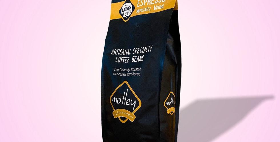 Motley Espresso blend