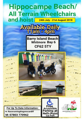 HPs Race Running Dragons Barry Beach 3Wh