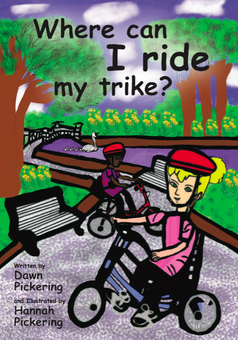 Our Childrens Book Front Cover with Our