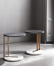 Meridiani Ralf Side Tables - Momentum.