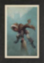 'Bat Leap' - Craig Davison.