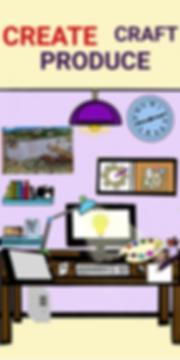 My Desk & Skills Digital Drawing pic fir