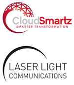 Laser Light Partners With CloudSmartz To Deploy World's First Laser-based Global Communications Netw