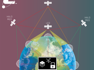 Xenesis, Atlas & Laser Light Form First Space to Ground All Optical Global Data Distribution Joi