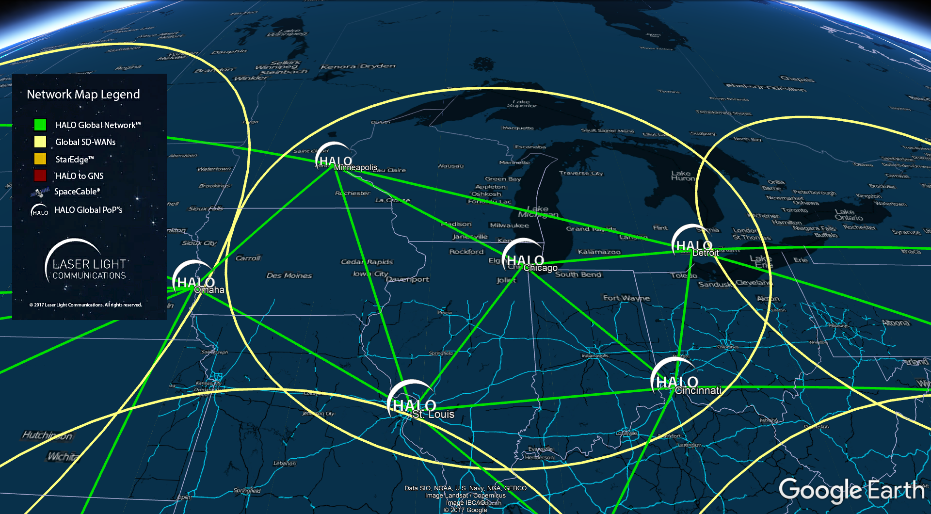 North America - North Central SD-WAN