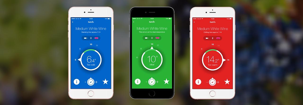 Kelvn K2 App