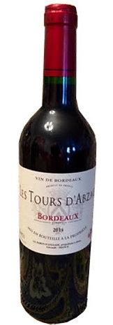 Les Tours D'Abzac, Bordeaux -2015
