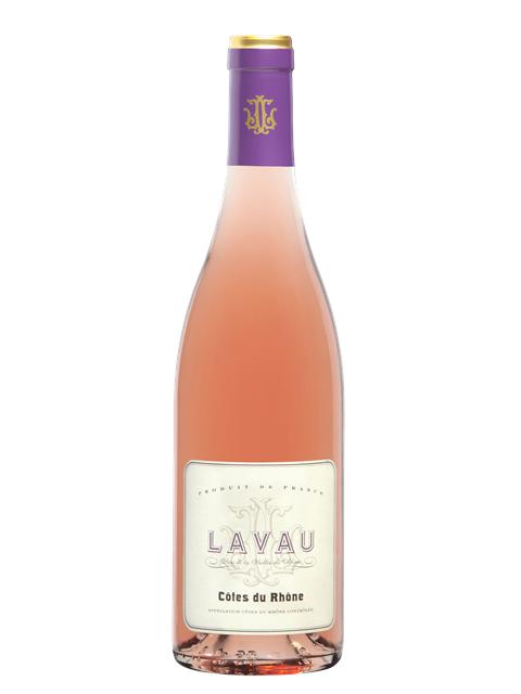 Domaine Lavau Rose - 2017