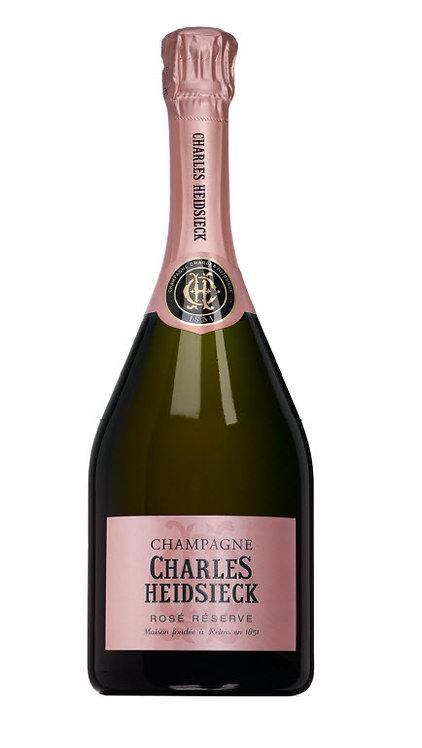 Charles Heidsieck Rose Reserve Champagne