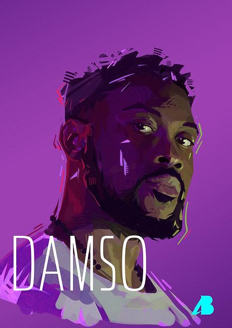 Print Damso