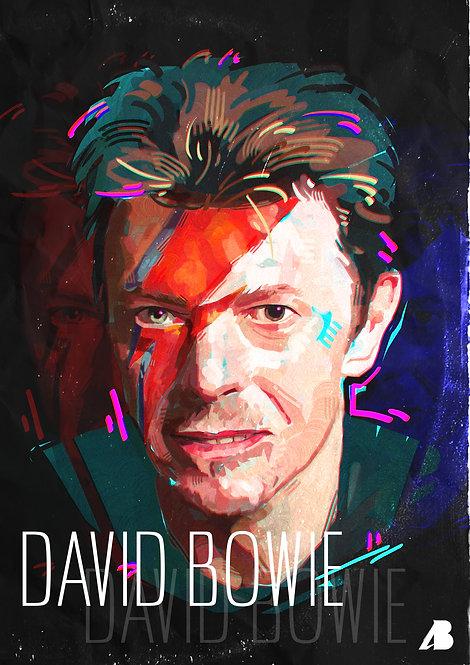 Print David Bowie