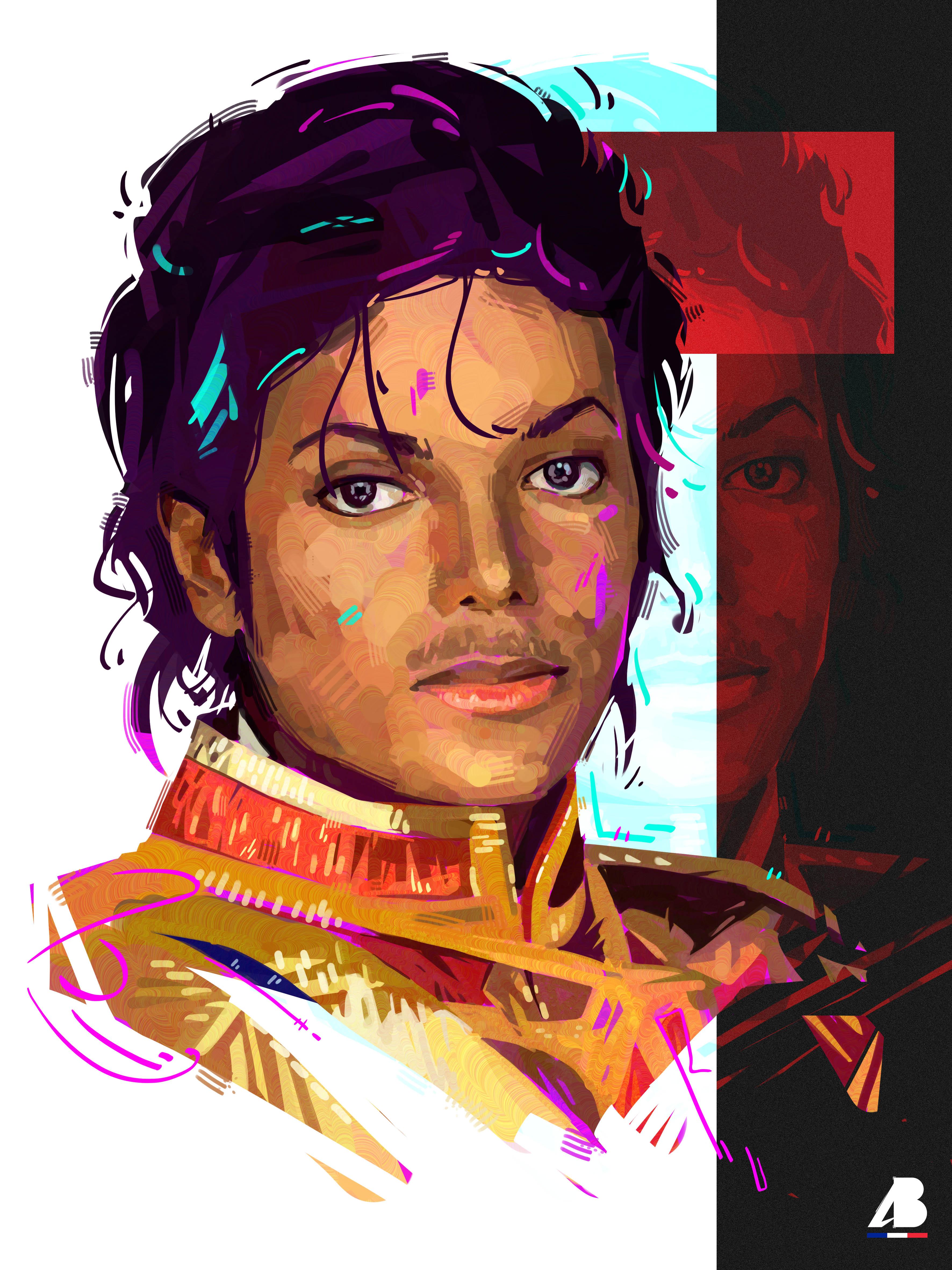 Michael Jackson low