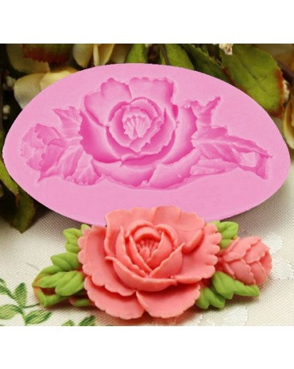 Silicone ROSESTICK,Cake, SOAP, Chocolate Mould