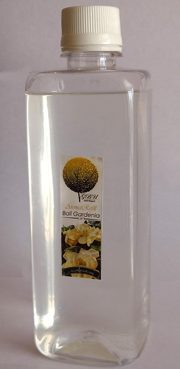 Reed Diffuser Refill 500ml. bottle, BALIGARDENIA