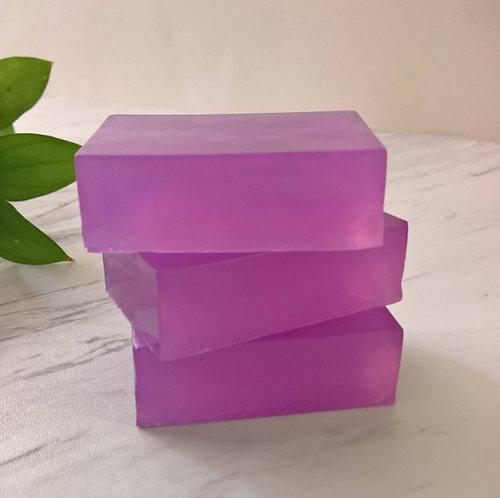Lavender Soap Base, SLS & Paraben free-1kg