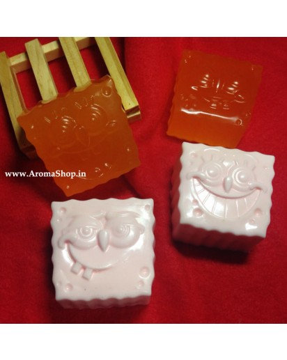 Sponge Natural And Handmade Soap Silicone Mold