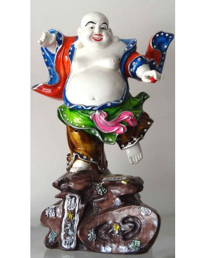 Big Laughing Buddha flying,Rasin statue