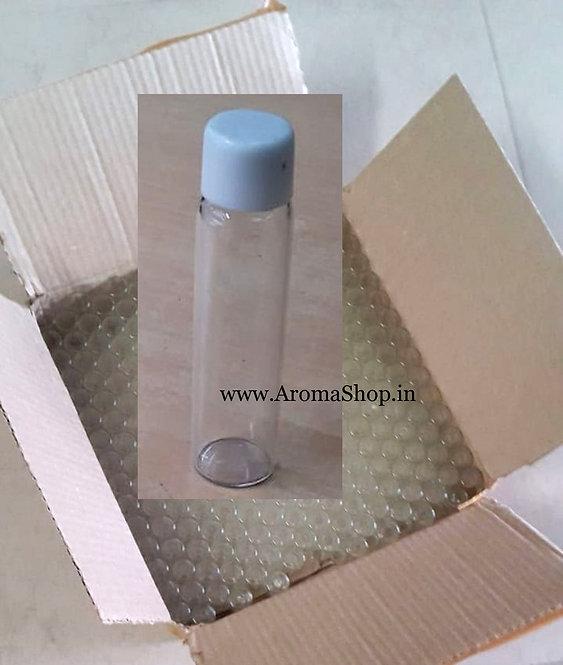 250 glass bottles pack, 10ml capacity