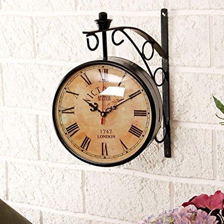 Vintage station clock, Dumble design