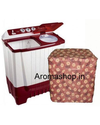 Washing Machine Cover,Semi automatic 7-8 kg,Samsung/LG/Whirlpool