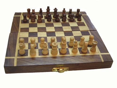 Wooden Chess Box, Handicraft