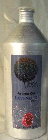 Aroma Oil, 1000ml. Aluminium Bottle- 15 Fragrances