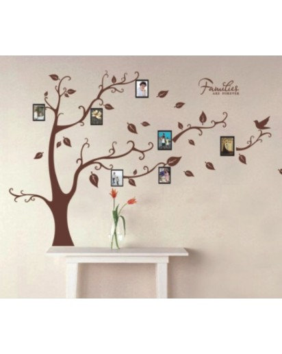 60x90cm, Family Forever Wall Decal