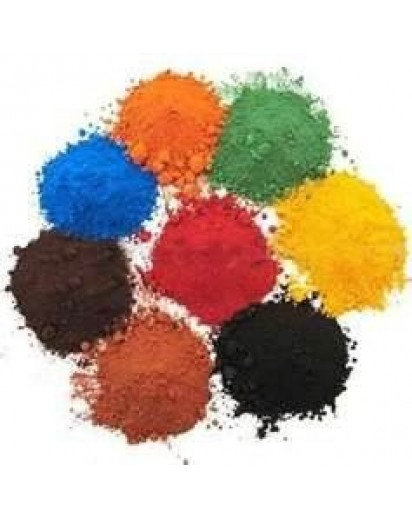 Set of 5 color Dye for candle, soap making, 10x5gm.