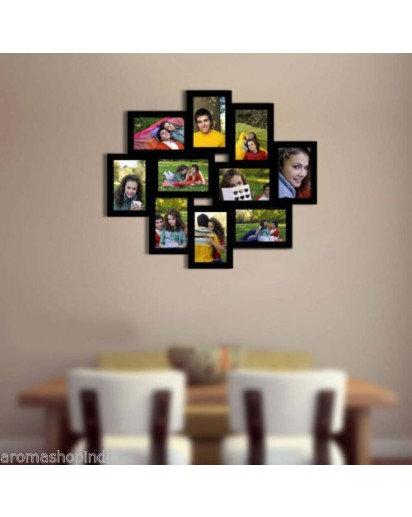 Photo frames, Set of 10 frames of 4x6 inch size