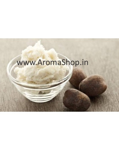 Pure Un-refined Raw Shea Butter, cosmetic grade SHEA BUTTER 250 gm