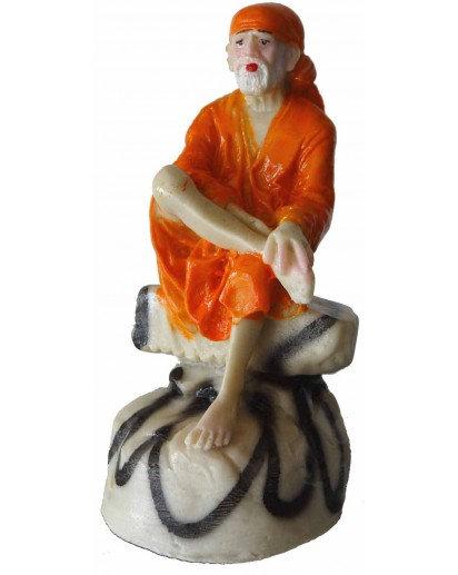 Sai Baba statue, Rasin
