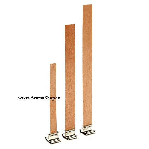 10Pcs Durable Wooden Candles Wick,90mm,130mm,150mm