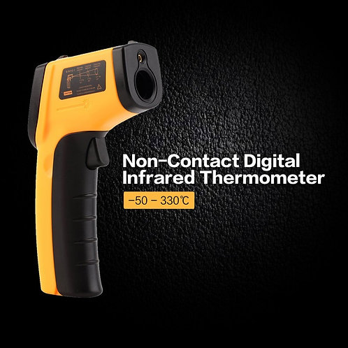 Laser Infrared Thermometer LCD