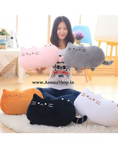 Persian Cat Plush Toys Stuffed Animal Doll Animal Pillow