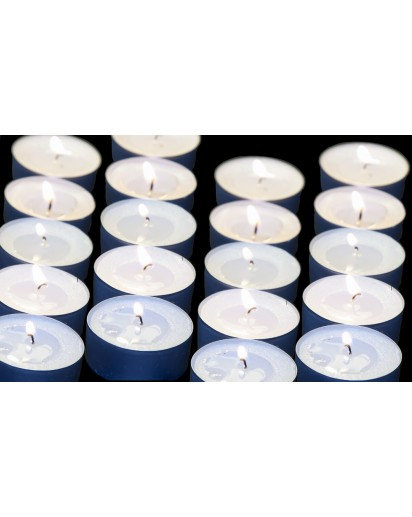 Tealight Candles, Pack of 50