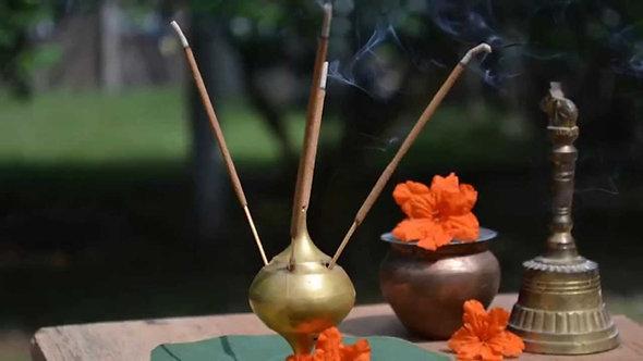 Incense Sticks- set of 3 packs (10 Fragrances)
