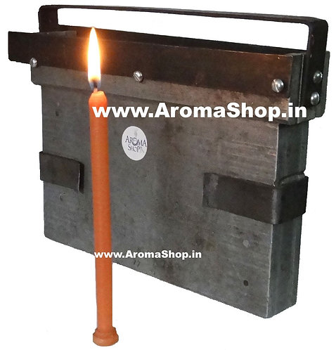 Iron Candle Mold, 24 mombatti of 15x0.9cm