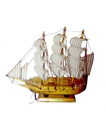 Handicraft Napolian Boat, Decorative piece