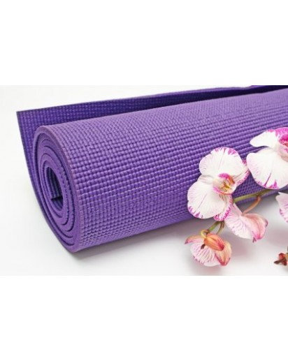 Yoga exercise MAT 4mm, Non Slippery, Washable