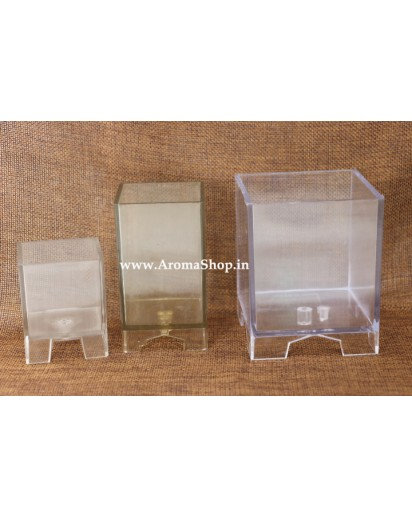 candle making candle molds,square shape candle molds 3 sizes