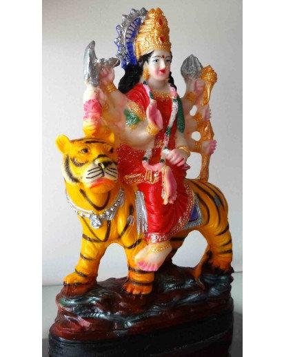 Durga big statue, Rasin statue