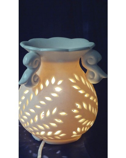 "Electric Aroma Lamp, 7"" inch Royal Pot"