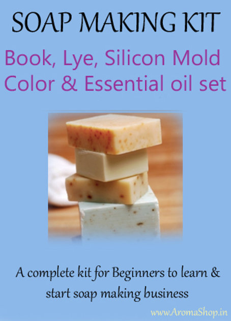 Soap Making kit, complete set for beginners