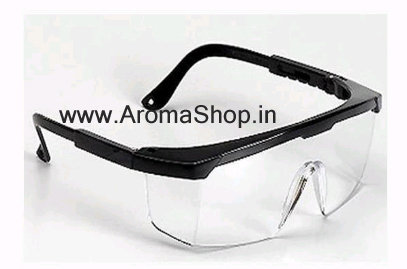 Goggles for manufacturing, Eye cover