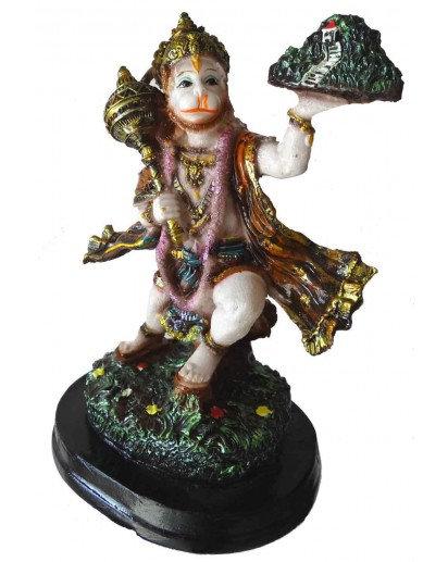 Hanuman Rock statue, Rasin statue