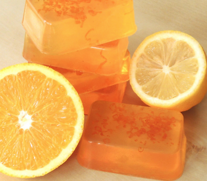 Lemon Soap Base, SLS & Paraben free-1kg