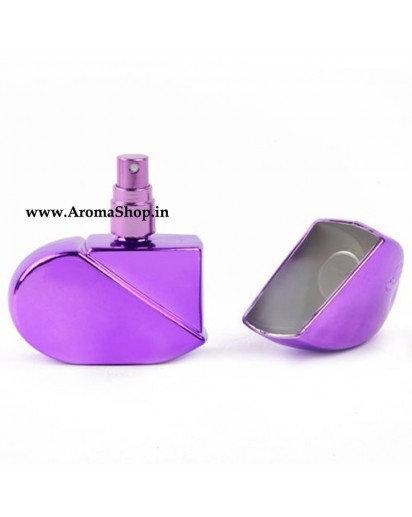 Heart Shape Reusable Perfume Bottle 25 ml Spray