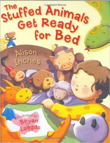The Stuffed Animals Get Ready for Bed