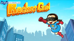 Rocket Girl follows the adventures of Roxy, a 3rd-grader who, unbeknownst to her friends, has amazing super powers. The series is filled with humor and action, and features villains, monsters, robots, and an ocasional alien invasion.  I created Rocket Girl while working as an editor at Little Fox, a Korean publisher that produces animated series for English-language learners.  The series is told in 4-episode arcs, with each arc adhering to a fairly strict formula. The predictability inherent in the formula helps ELLs to understand the text better.  To date, I've written more than 130 episodes.  ATOS 3.0