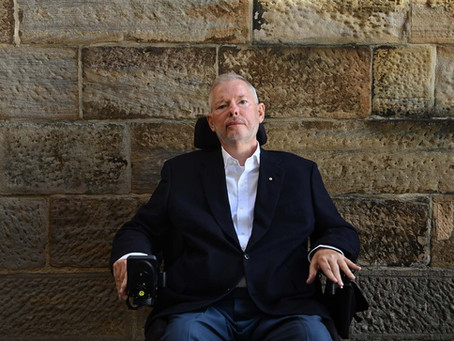 Falling off the 'magical cliff': Call for review of NDIS age 'discrimination': SMH 3rd May 2021